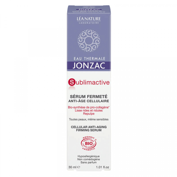 Sublimactive - Ser fermitate celular anti-age, Jonzac, 30ml 0
