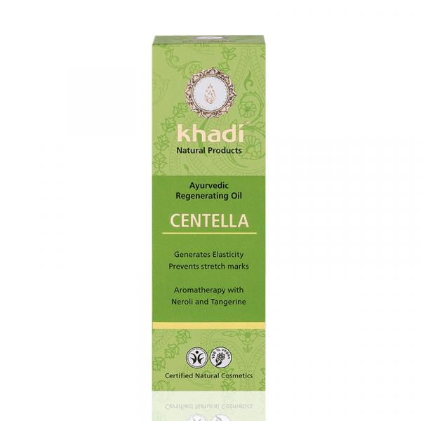 Ulei antivergeturi cu centella asiatica, Khadi 1