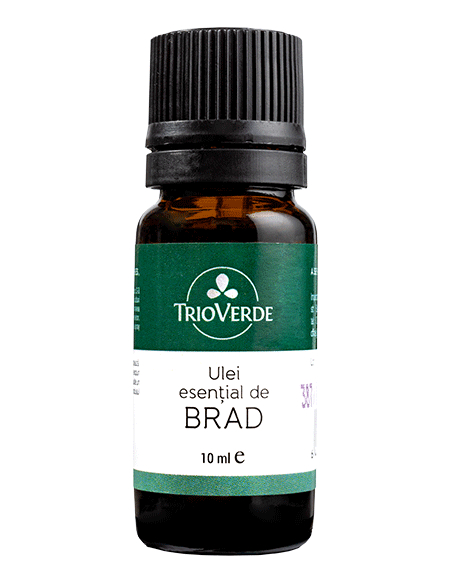 Ulei esential pur Brad, Trio Verde, 10ml 0