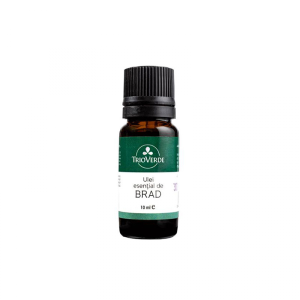 Ulei esential pur Brad, Trio Verde, 10ml