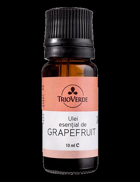 Ulei esential pur de Grapefruit roz, Trio Verde, 10ml [0]