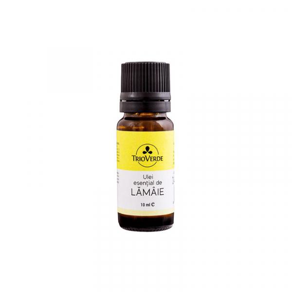 Ulei esential pur de Lamaie, Trio Verde, 10ml 0
