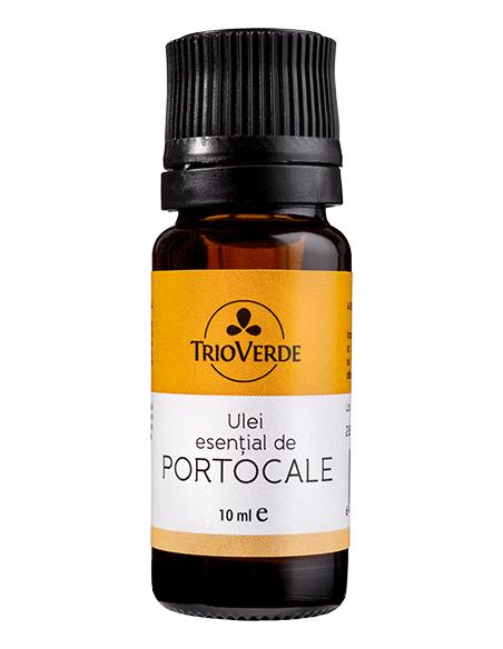 Ulei esential pur de Portocale, Trio Verde, 10ml 0