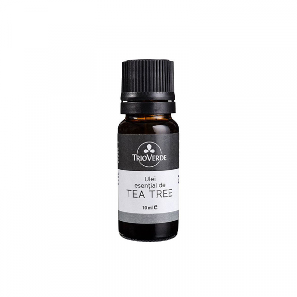 Ulei esential pur de Tea Tree, Trio Verde, 10ml 0