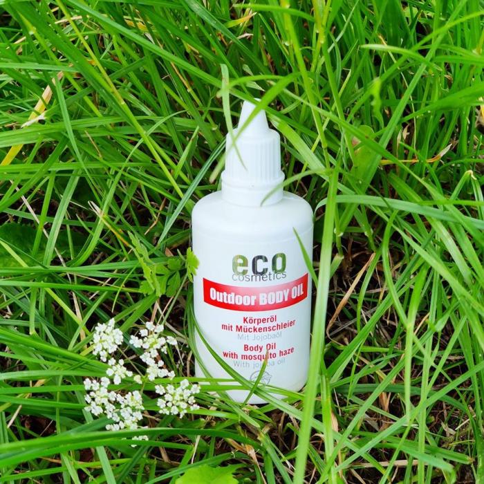 Ulei organic impotriva tantarilor si insectelor, Eco Cosmetics, 50ml 1