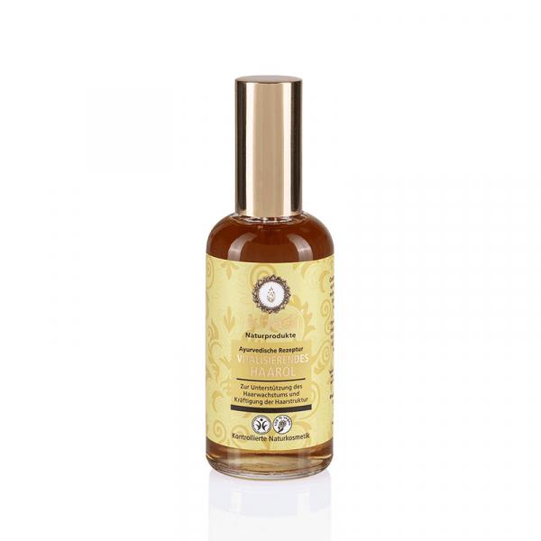 Ulei tratament cu ulei de ricin pentru stimularea cresterii parului, Khadi, 100 ml 0