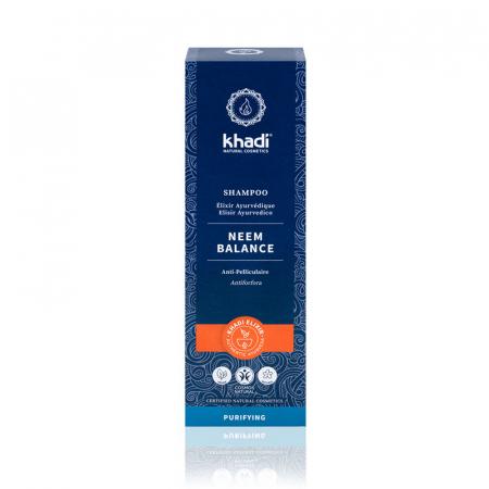 Șampon elixir antimătreață, Neem Balance | Khadi, 200 ml2