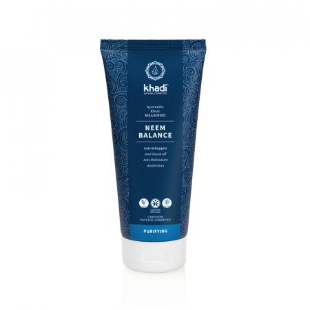 Șampon elixir antimătreață, Neem Balance | Khadi, 200 ml0
