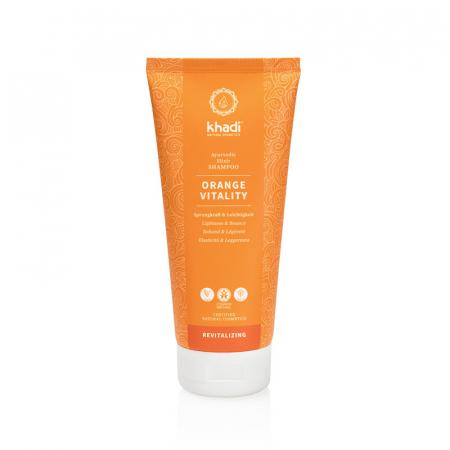 Șampon elixir pentru păr normal și gras, Orange Vitality [0]