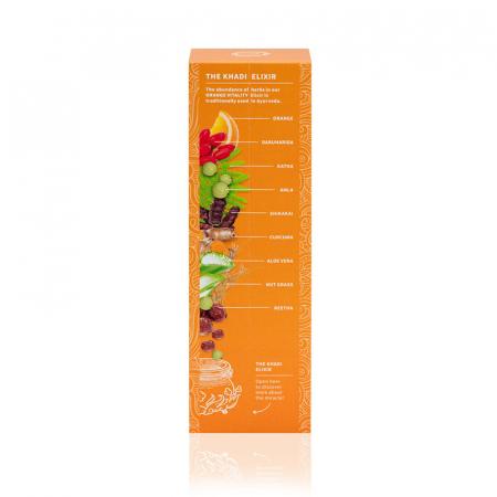 Șampon elixir pentru păr normal și gras, Orange Vitality [3]