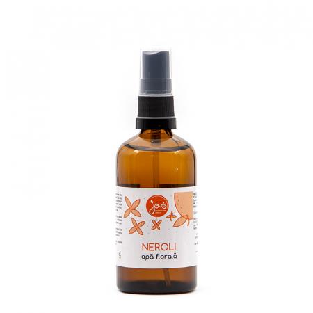 Apă de Flori de portocal (Neroli)  bio | Jovis, 100 ml0