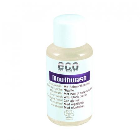Apa de gura bio concentrata, cu salvie si chimen negru | Eco Cosmetics, 50ml