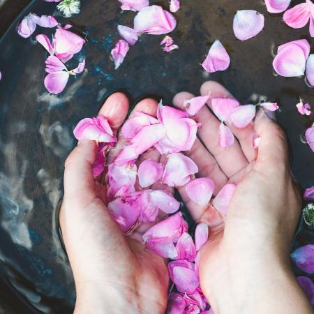 Apa florala de trandafir bio, Trio Verde, 100ml2
