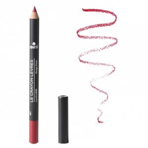 Creion contur pentru buze bio Rosu Pur - Pure Red, Avril0