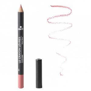 Creion contur pentru buze bio Vieux Rose, Avril0
