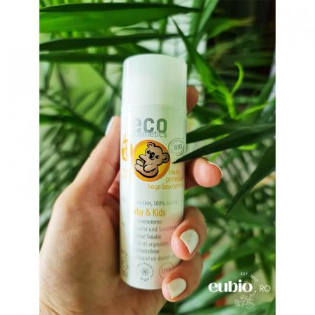 https://www.eubio.ro/protectie-solara-copii/crema-bio-protectie-solara-minerala-bebe-si-copii-fps45-eco-cosmetics-50ml.html [4]