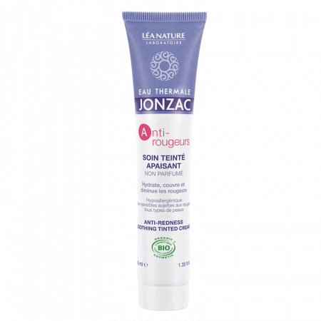 Anti-Rougeurs - Crema calmanta colorata anti-roseata, Jonzac, 40ml1