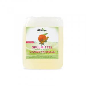 Detergent bio pentru vase, Mandarine si Catina alba, AlmaWin2