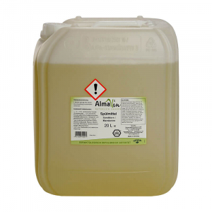 Detergent bio pentru vase, Mandarine si Catina alba, AlmaWin3