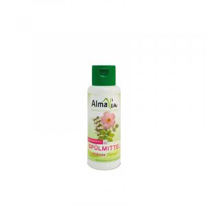 Detergent bio pentru vase, Trandafir salbatic si Melisă, AlmaWin1