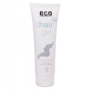 Gel de par bio fixare si volum, Eco Cosmetics, 125 ml0