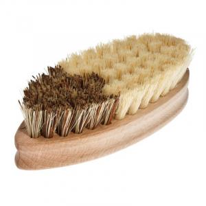 Perie din fibre vegetale pentru curatarea fructelor si a legumelor0