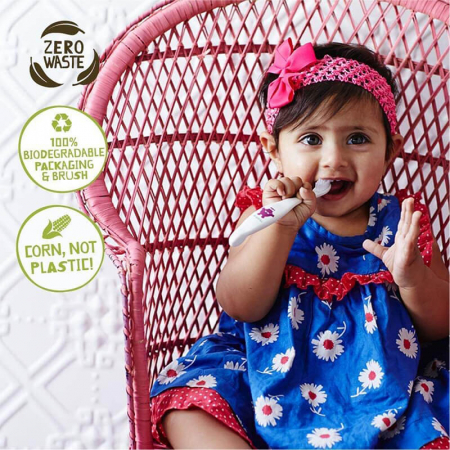 Periuță de dinți Eco pentru bebe și copii | Koala, Jack N' Jill4