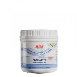 Pudra naturala anticalcar, fara parfum, Klar, 325 g