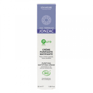 Pure - Crema purifianta matifianta, Jonzac, 50ml