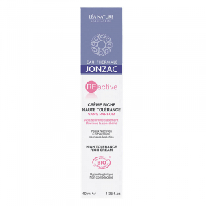 Reactive - Crema ten sensibil normal-uscat, Jonzac, 40ml1