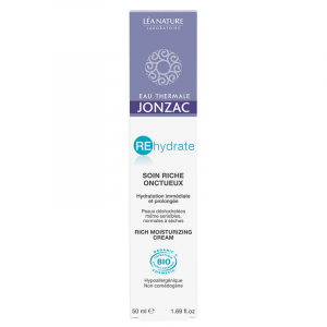 Rehydrate - Crema hidratanta ten normal-uscat, Jonzac, 50ml0
