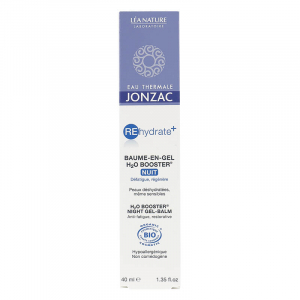 Balsam-gel de noapte H2O Booster REhydrate | Jonzac, 40ml1