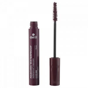 Mascara Waterproof, certificata organic, Prune | Avril