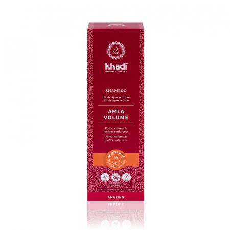 Șampon elixir pentru volum și strălucire, Amla | Khadi, 200 ml1