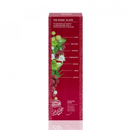 Șampon elixir pentru volum și strălucire, Amla | Khadi, 200 ml2