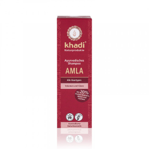 Sampon cu amla pentru volum si stralucire, Khadi1