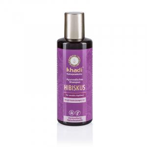 Şampon cu trandafir chinezesc pentru scalp sensibil, Khadi, 210ml0