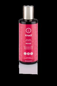 Șampon reparator cu trandafir de Damasc, Khadi, 210ml0