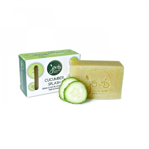 Sapun natural Cucumber Splash, Jovis, 100g