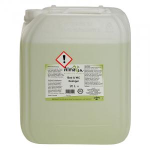 Soluție bio pentru curățat baia, Concentrat Eco, AlmaWin, 500ml1