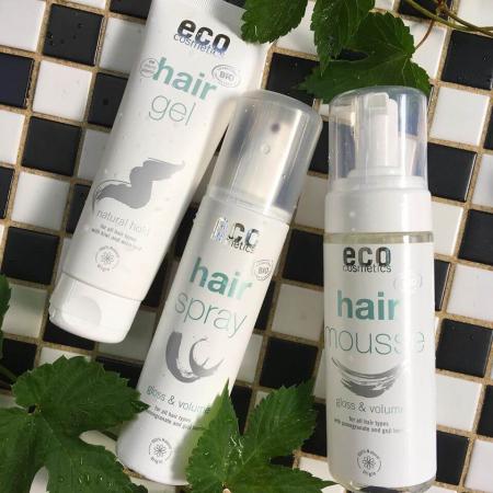 Spray fixativ bio cu rodie și goji | Eco Cosmetics, 150 ml [1]