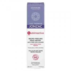 Sublimactive - Micro-peeling celular anti-age, Jonzac, 30ml0