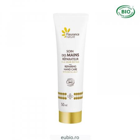 Tratament reparator maini cu laptisor de matca | Fleurance Nature, 50ml [0]
