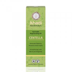 Ulei antivergeturi cu centella asiatica, Khadi1
