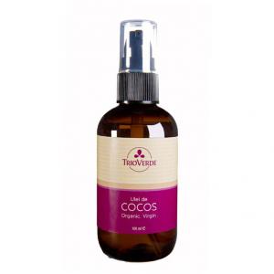 Ulei de cocos, organic, virgin, spray, Trio Verde, 200ml1