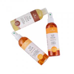 Ulei dupa plaja natural cu ulei de Cocos, Ricin si Unt de Shea | Trio Verde, 200 ml1