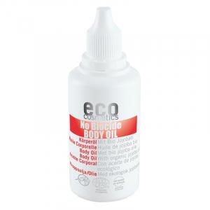 Ulei organic impotriva tantarilor si insectelor, Eco Cosmetics, 50ml0