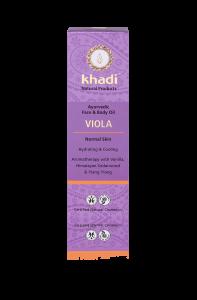 Ulei pentru ten si corp, Viola, pentru piele normala, Khadi, 100ml0