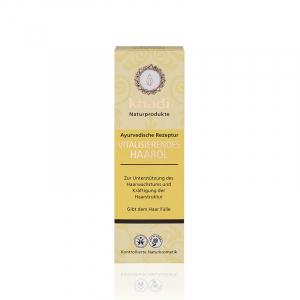 Ulei tratament cu ulei de ricin pentru stimularea cresterii parului, Khadi, 100 ml1
