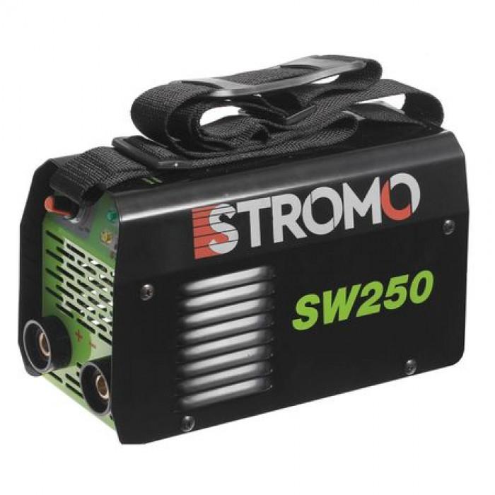 Aparat de sudura invertor STROMO SW250 , 250 Ah, accesorii incluse, electrod 1.6-4mm [0]